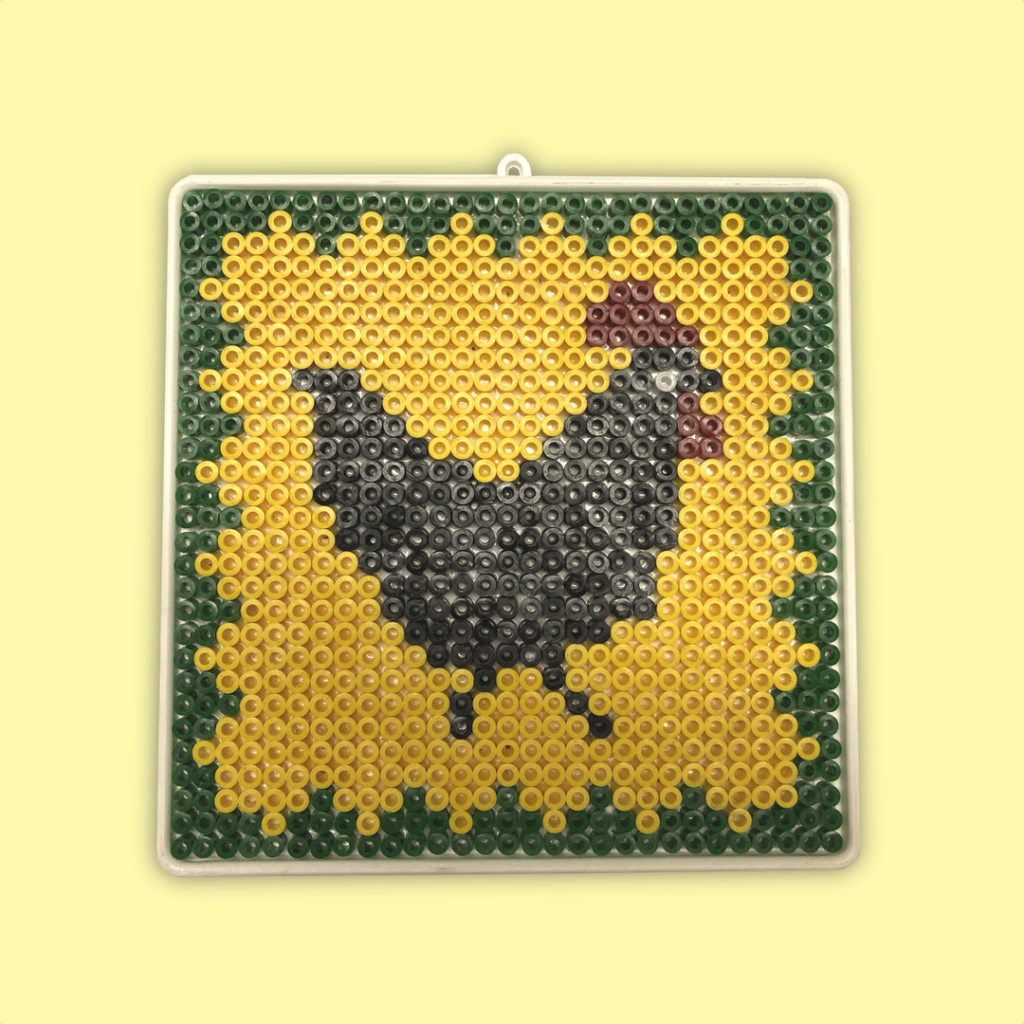 Easter Chicken made with NABBI beads
