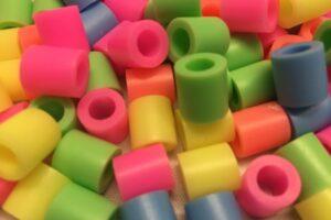 Jumbo Beads pastel colors