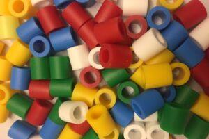 Jumbo beads standard colors