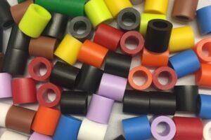 Jumbo beads 10 colors
