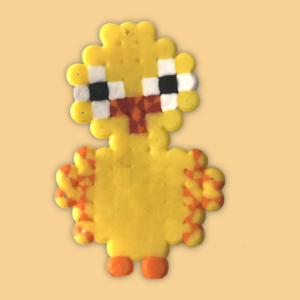 Easter Chicken bead pattern