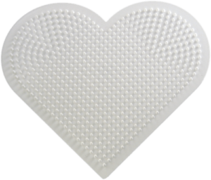 Large Heart shaped pegboard
