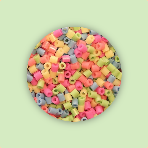 List of NABBI's bead mixes for standard size beads